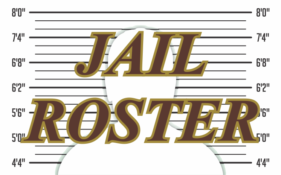 Click to view jail roster.